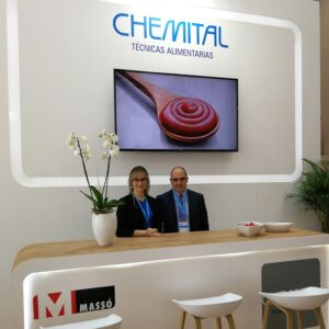 "CHEMITAL PRESENTS ITS ""CLEAN LABEL, HEALTHY AND NUTRITIONAL"" SOLUTIONS AT IFFA 2019 (FRANKFURT)"